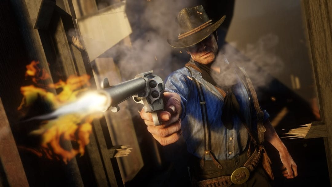 I Hate Everything That Isn't Red Dead Redemption 2