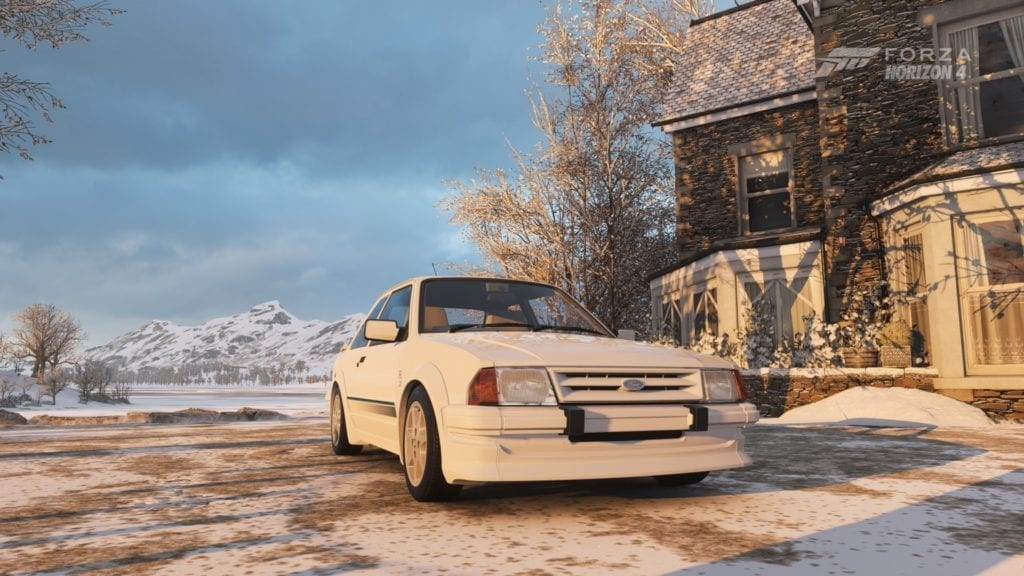 Cars Are Dying, Forza Horizon 4 Will Live On - Escapist Magazine