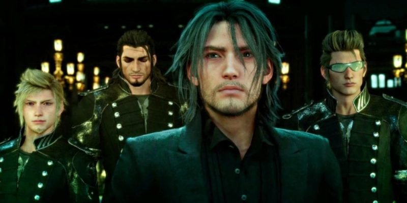 With Final Fantasy XV's Director Gone, Square-Enix is in