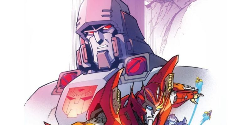 How Megatron Transformed Into a Pacifist Icon
