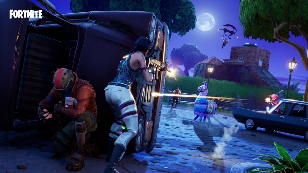 """437a5f94192453 Epic Games' battle royale smash hit Fortnite was described by the  Washington Post as """"the biggest pop culture phenomenon of 2018"""" but the Better  Business ..."""