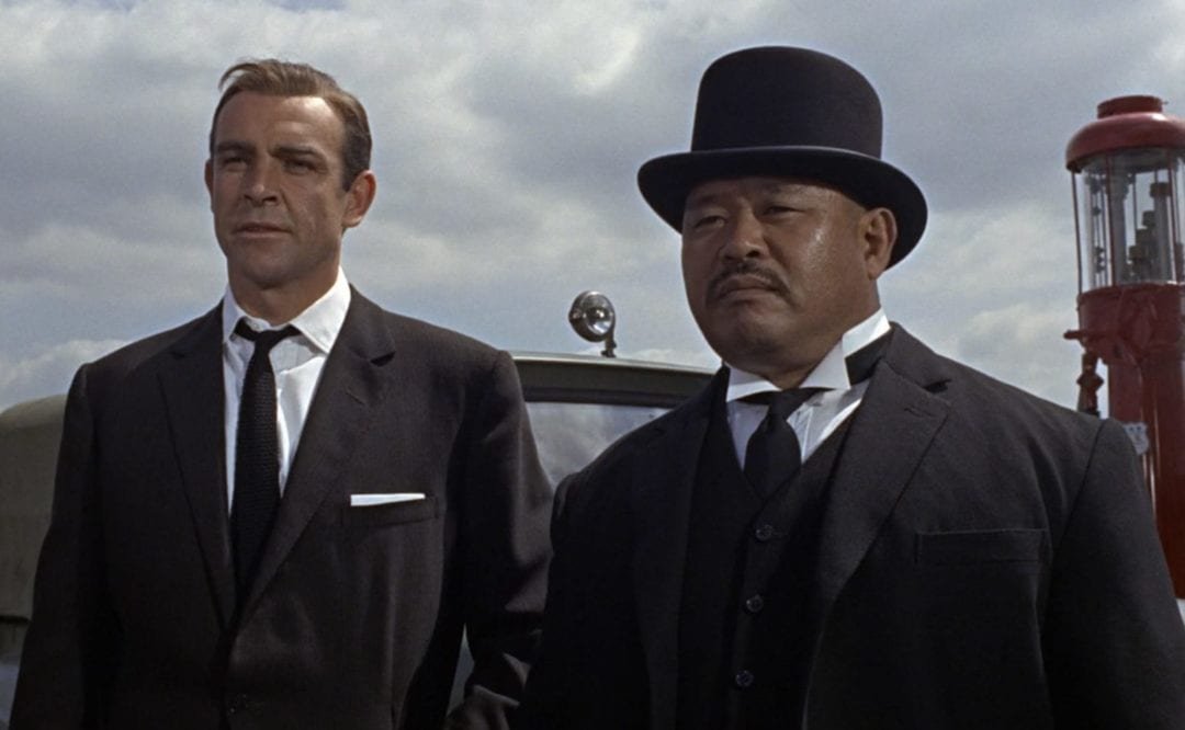 Does James Bond Have to Be White?