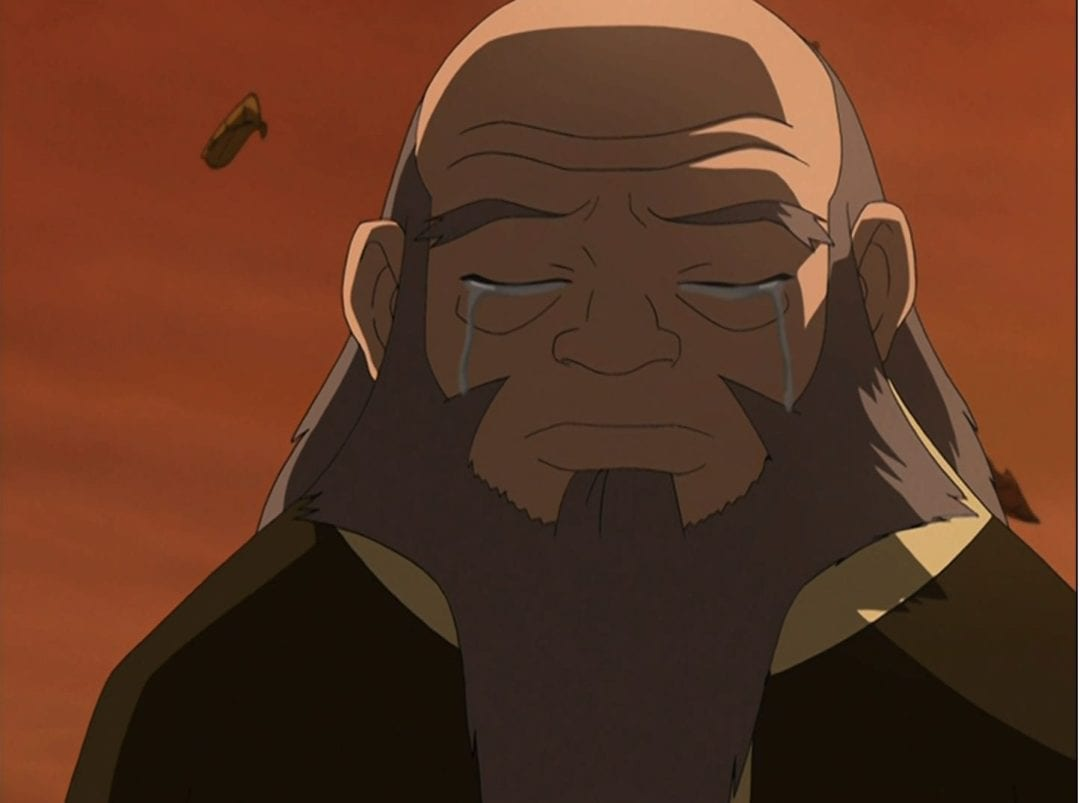 Avatar's Iroh Is a Rare Masculine Role Model - Escapist Magazine