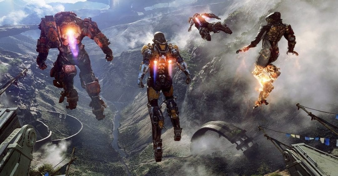 Anthem Won't Get Out Of Its Own Way