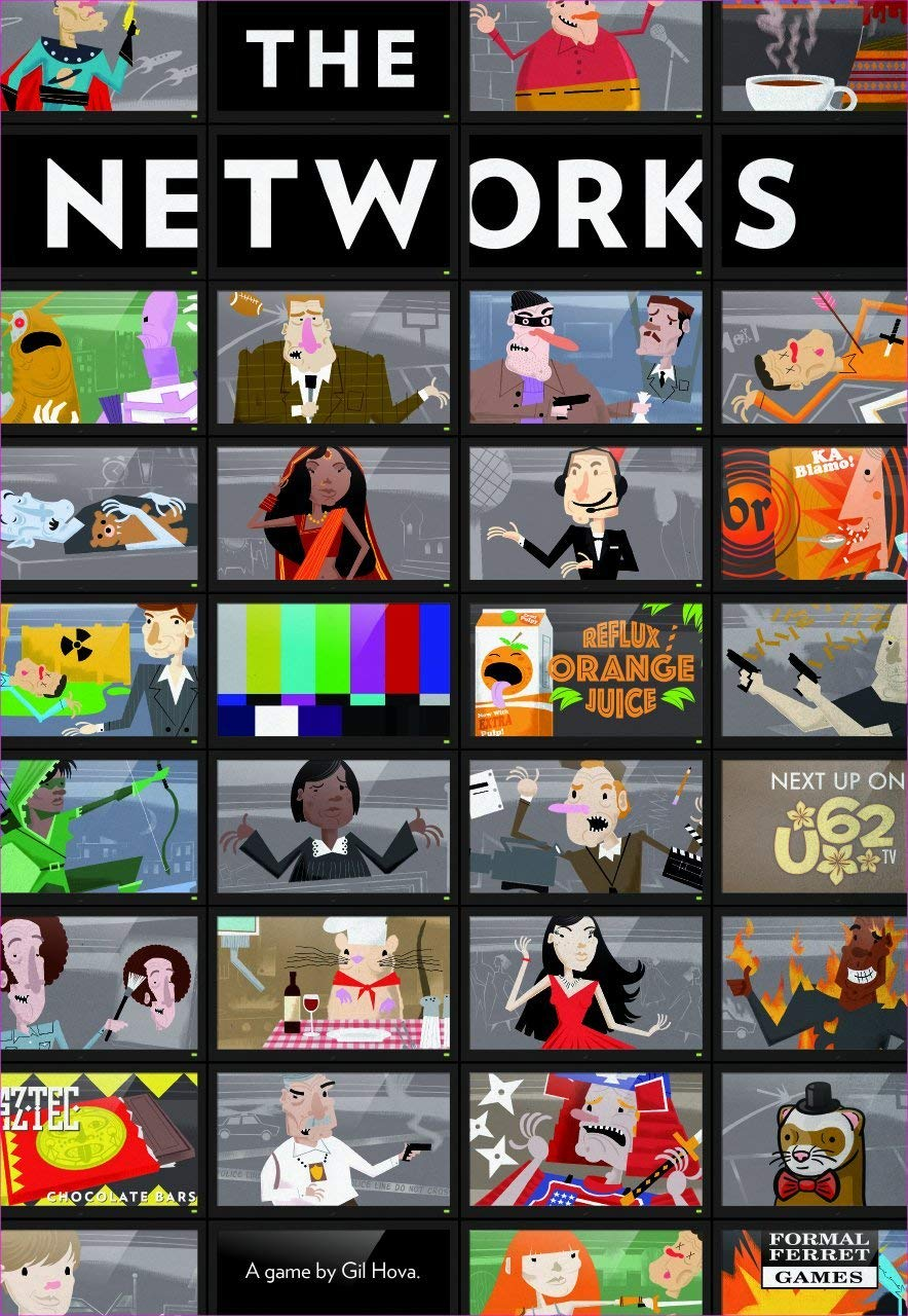 Build a Competitive Media Empire with The Networks and Extra! Extra!