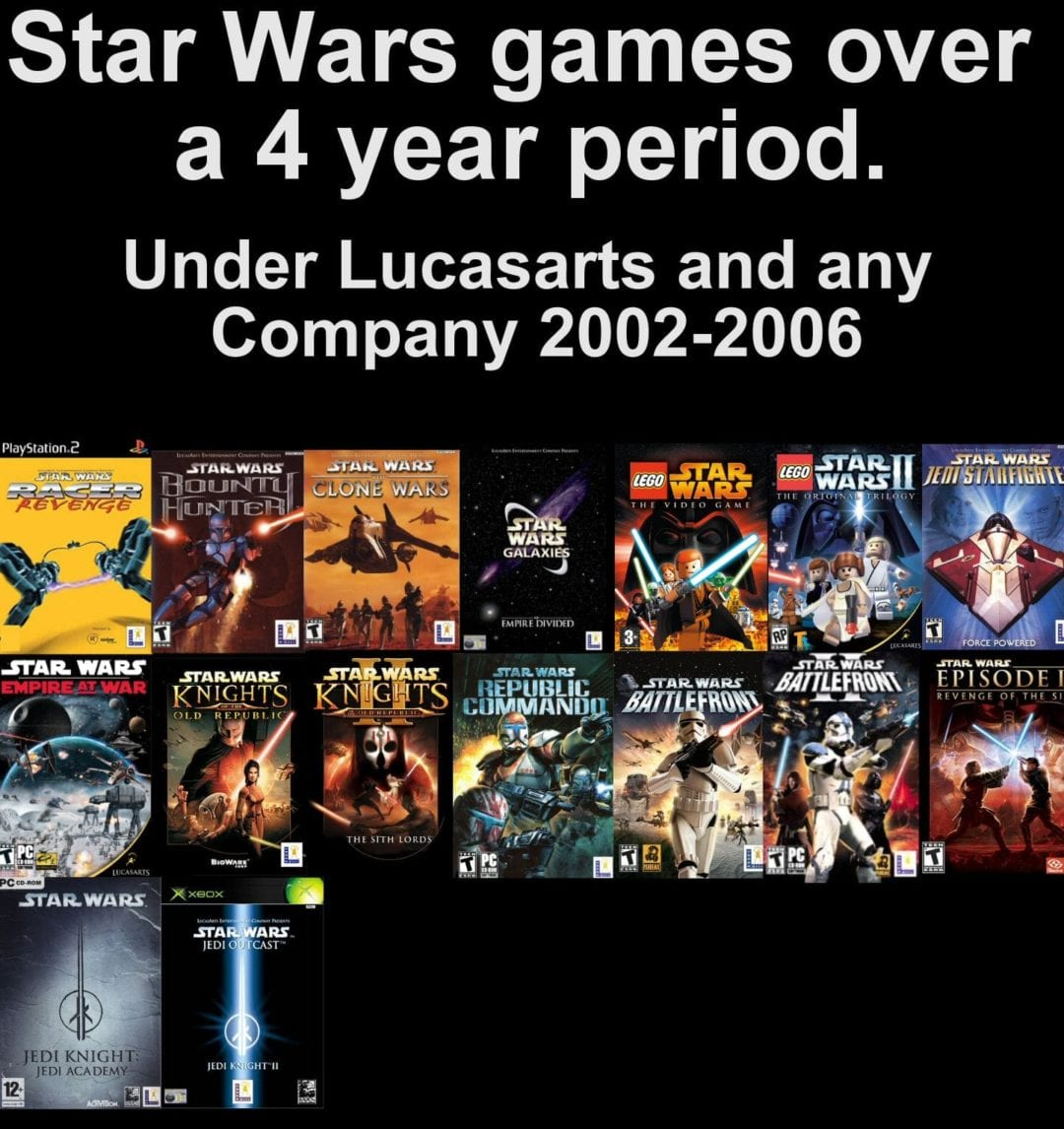 Disney s Deal with EA Is Getting Worse All the Time - Escapist Magazine c0b11bb09