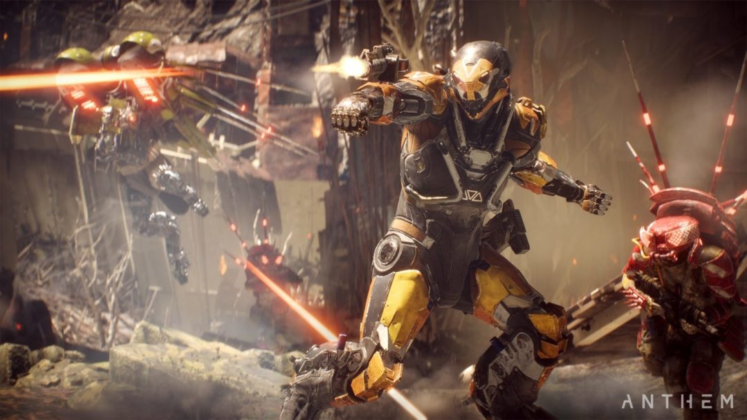 Anthem's Cataclysm Event Finally Arrives Alongside Patch 1.3.0