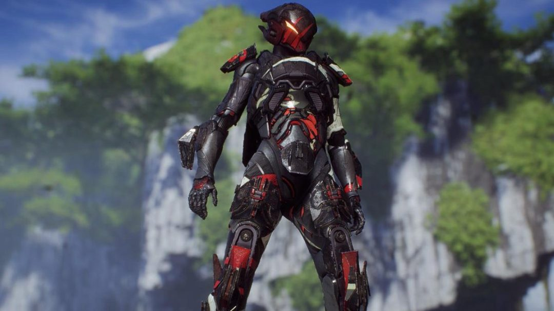 Anthem Doesn't Care About its Own Story