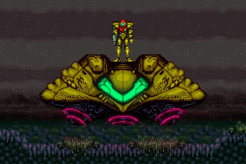 Super Metroid at 25: The Perfect Video Game Wilderness