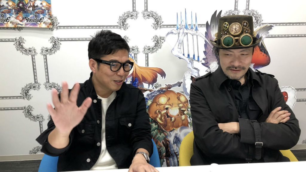 When the Creator of Jet Set Radio Met the Creator of Symphony of the Night