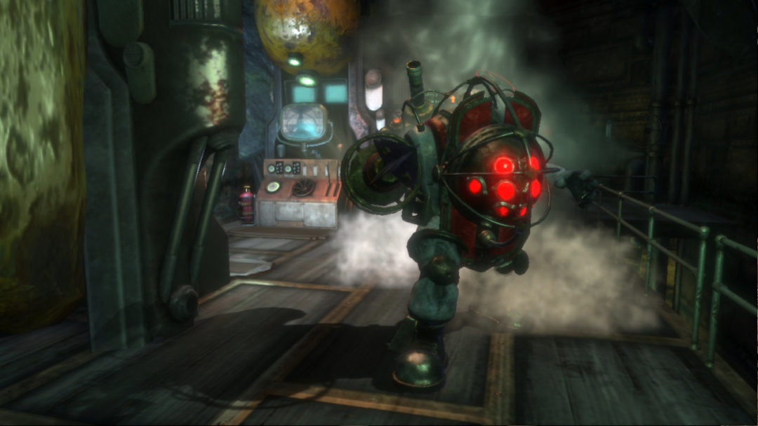 Bioshock   Cosmetic Microtransactions Devalue Gaming's Artistic Integrity