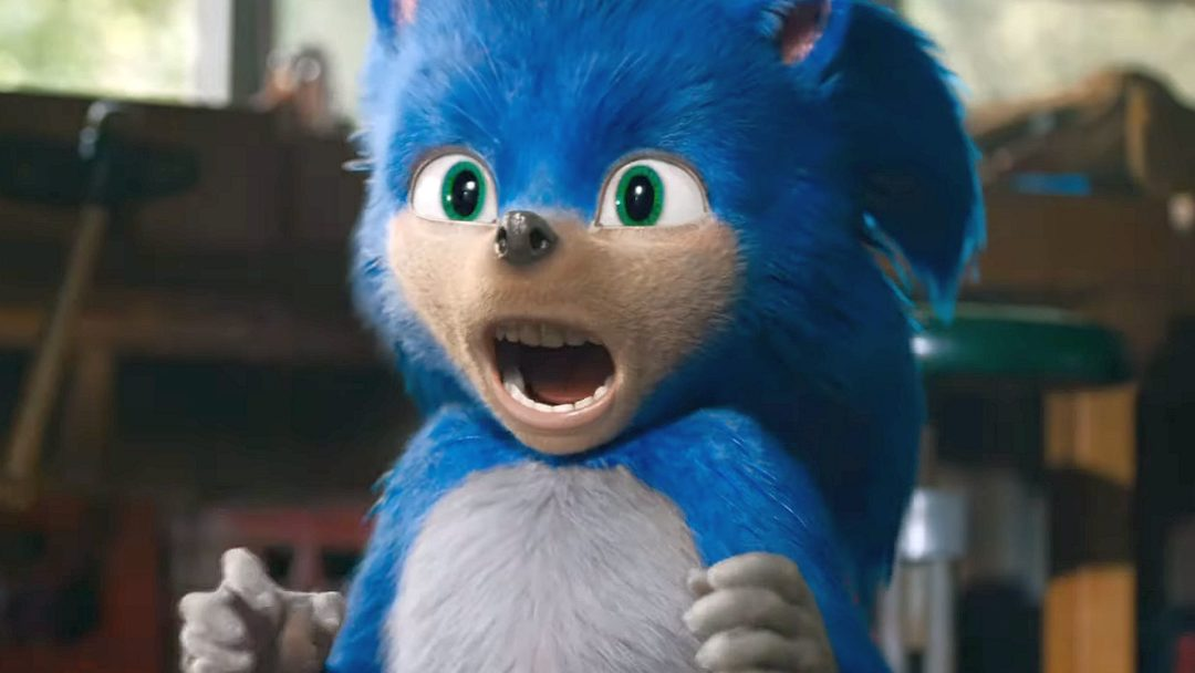 sonic the hedgehog trailer is an inescapable nightmare