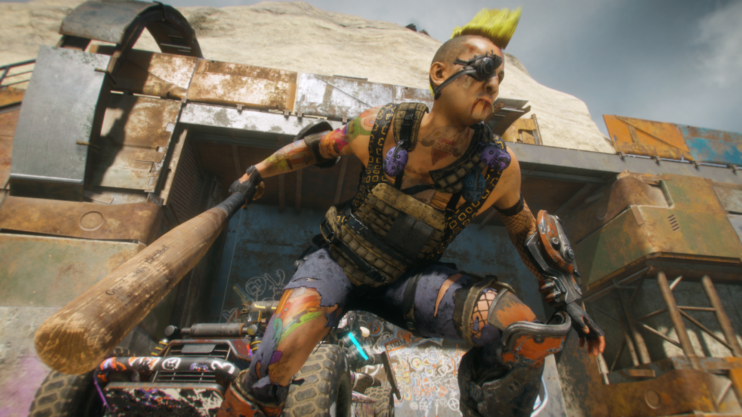 Rage 2: Shut Up and Let me Shoot Stuff