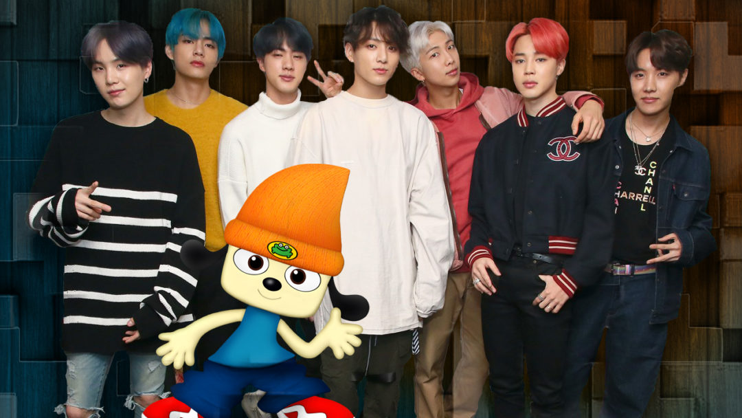 BTS Is the Video Game Band We Deserve