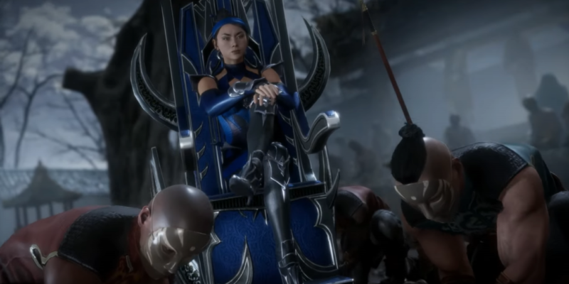 What Is Best Look For Kitana From Mortal Kombat Resetera