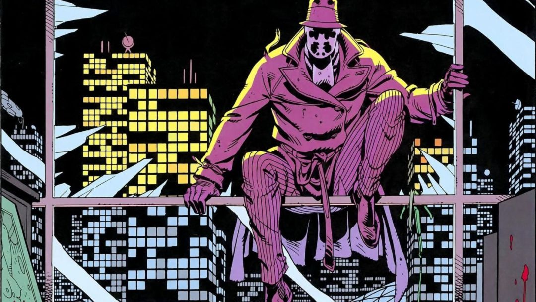 Watchmen Rorschach White Supremacist Inspires or Agrees
