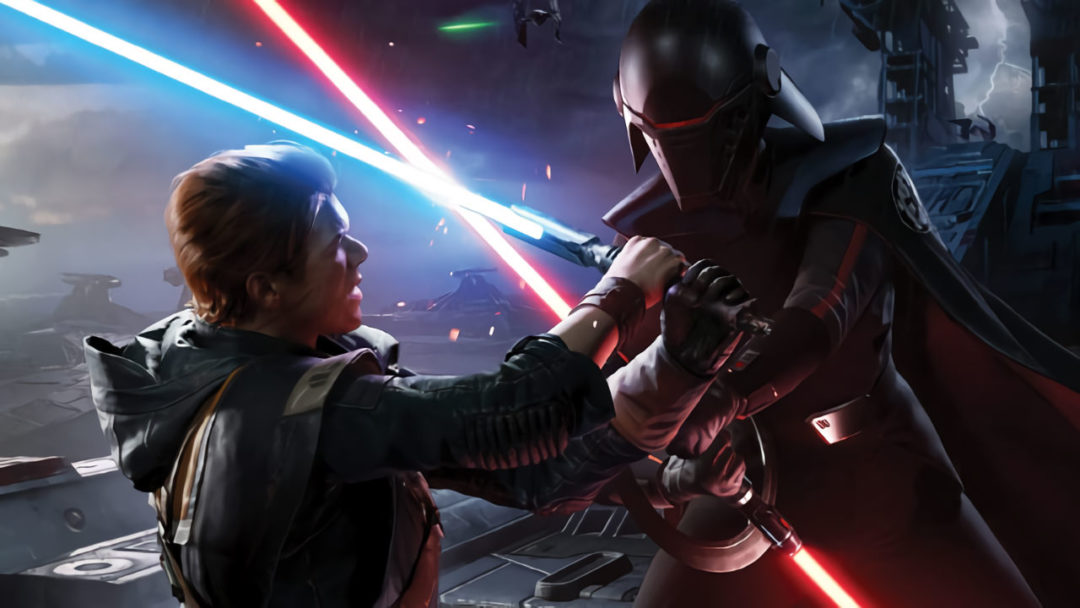 Jedi: Fallen Order Looks as Boring as a New Star Wars Game
