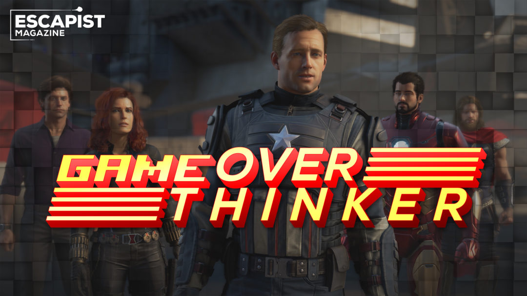 So What Did We Think of Square Enix's Avengers? | Game OverThinker