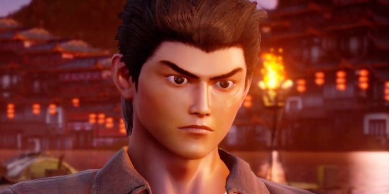 shenmue iii game design yu suzuki