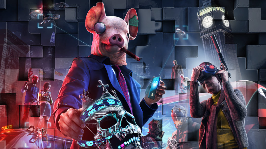 Watch Dogs: Legion and the Political Cowardice of Ubisoft
