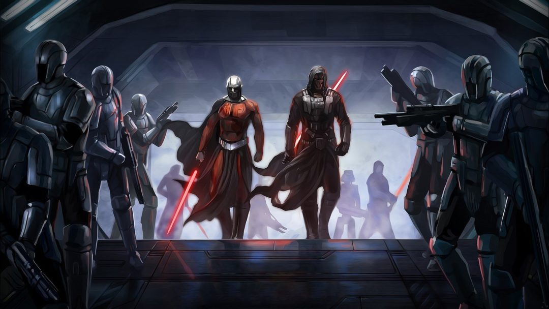 Knights of the Old Republic Forged a New Path for Star Wars
