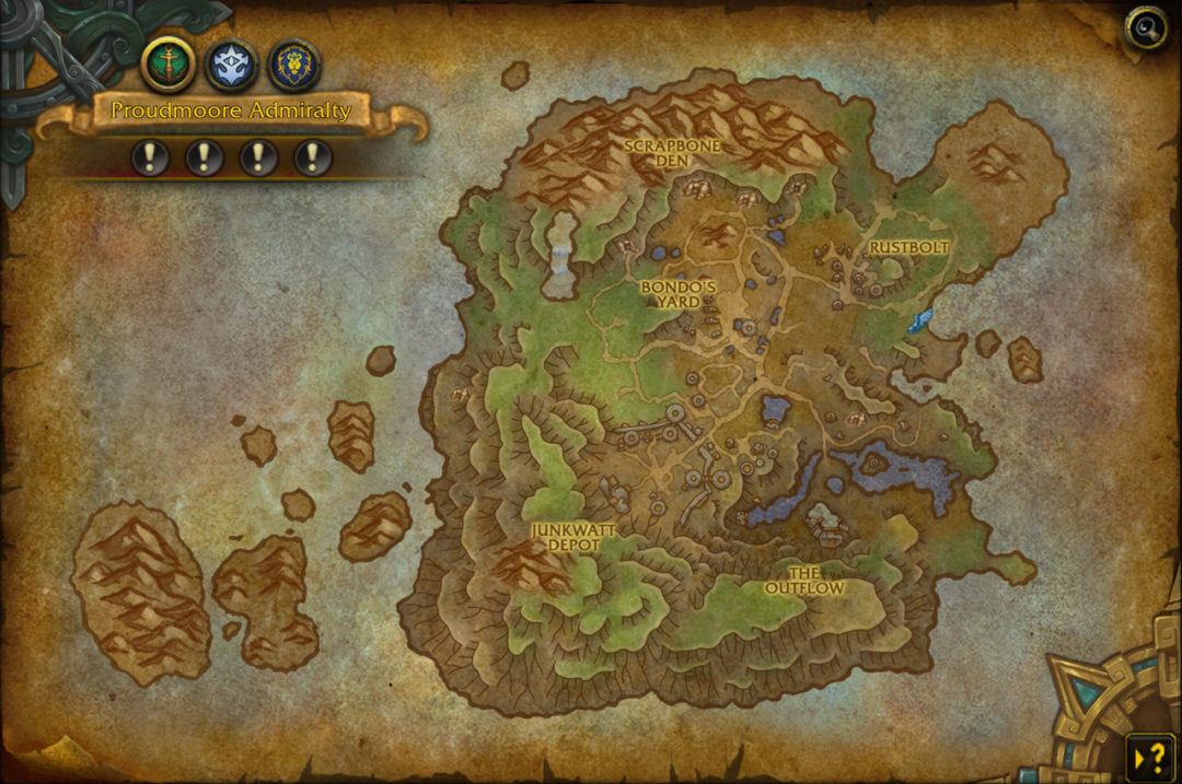 World of Warcraft Patch 8 2 Survival Guide - Escapist Magazine
