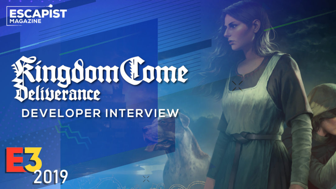 Kingdom Come: Deliverance - A Woman's Lot Interview - What's Next For Warhorse?