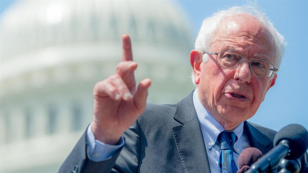 Bernie Sanders Wants to be America's First Twitch Streamer President