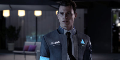 Quantic Dream David Cage self-publishing no Sony