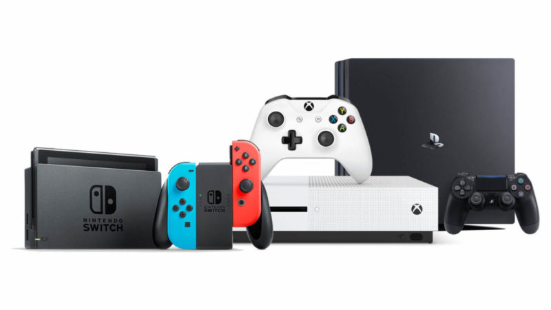 Sony, Microsoft, Nintendo May Move Console Production Out of China
