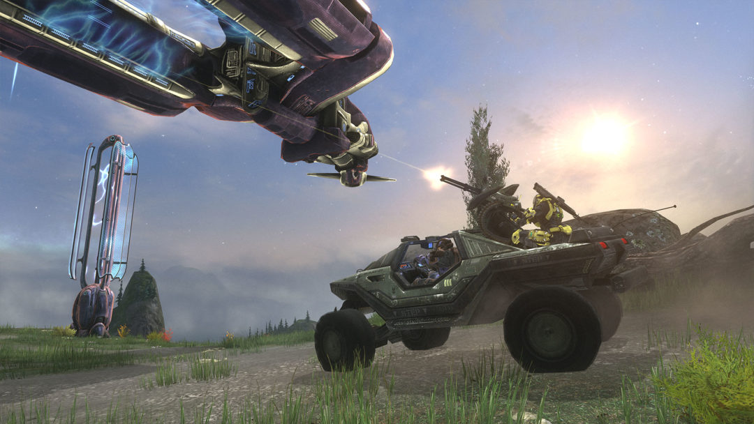 Halo: Combat Evolved Is Meant to Be Played with Love
