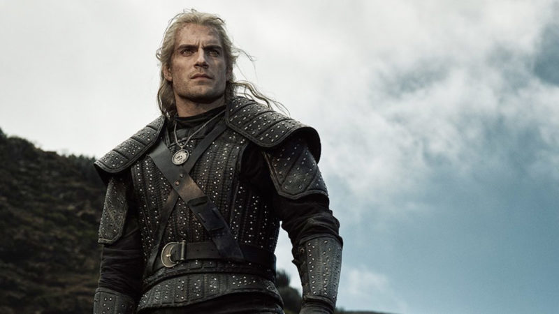 The Witcher Netflix series Geralt has great wig now