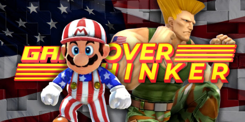 The Top Ten Greatest Americans In Video Games