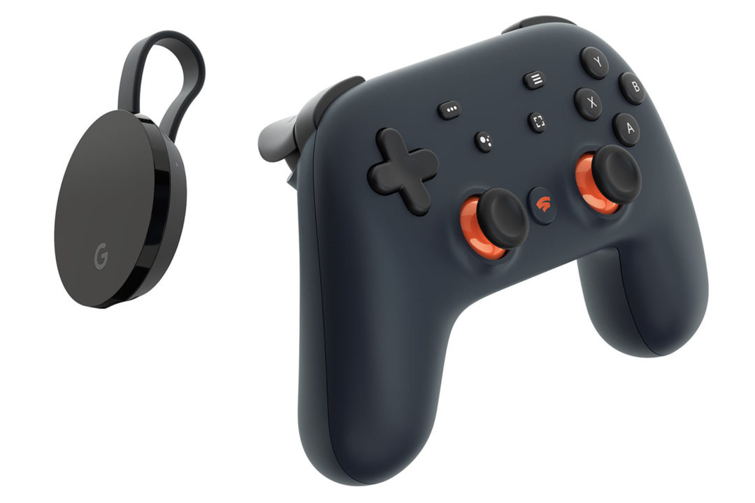 Google Stadia controller | Stadia's Pricing Model Will Ultimately Be Its Downfall