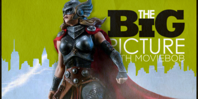 Female Thor Natalie Portman Jane Foster, The Big Picture