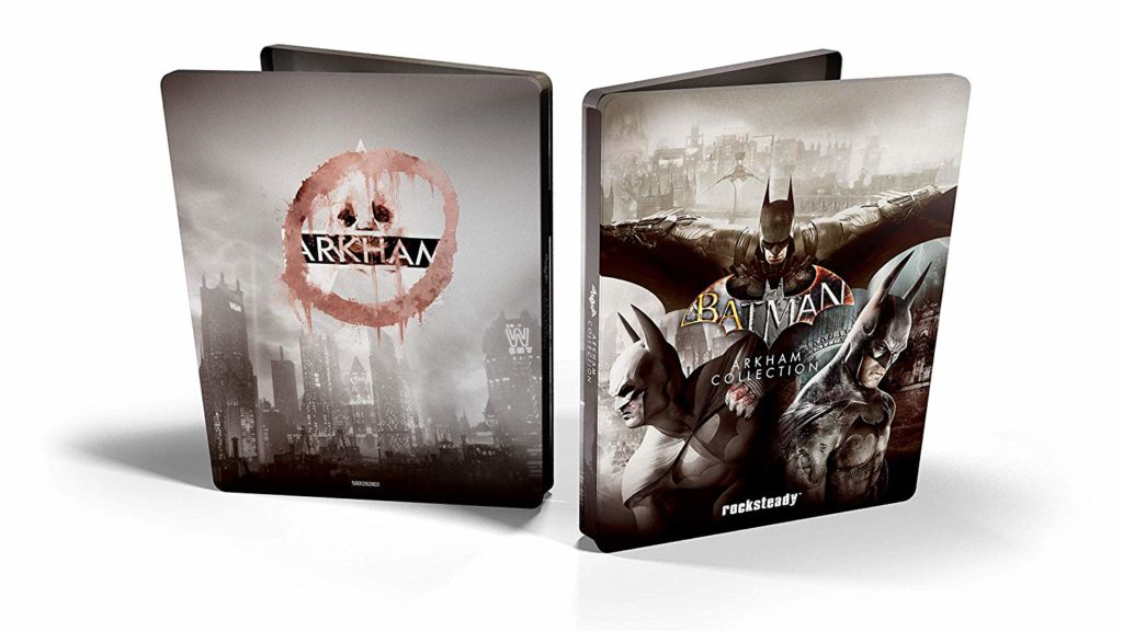 Batman: Arkham Collection from Rocksteady Studios