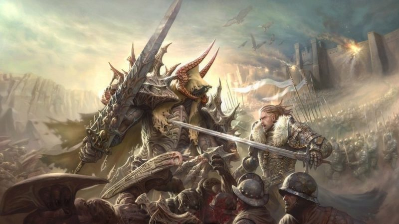 Kingdom Under Fire II Finally Getting Official Release After a Decade