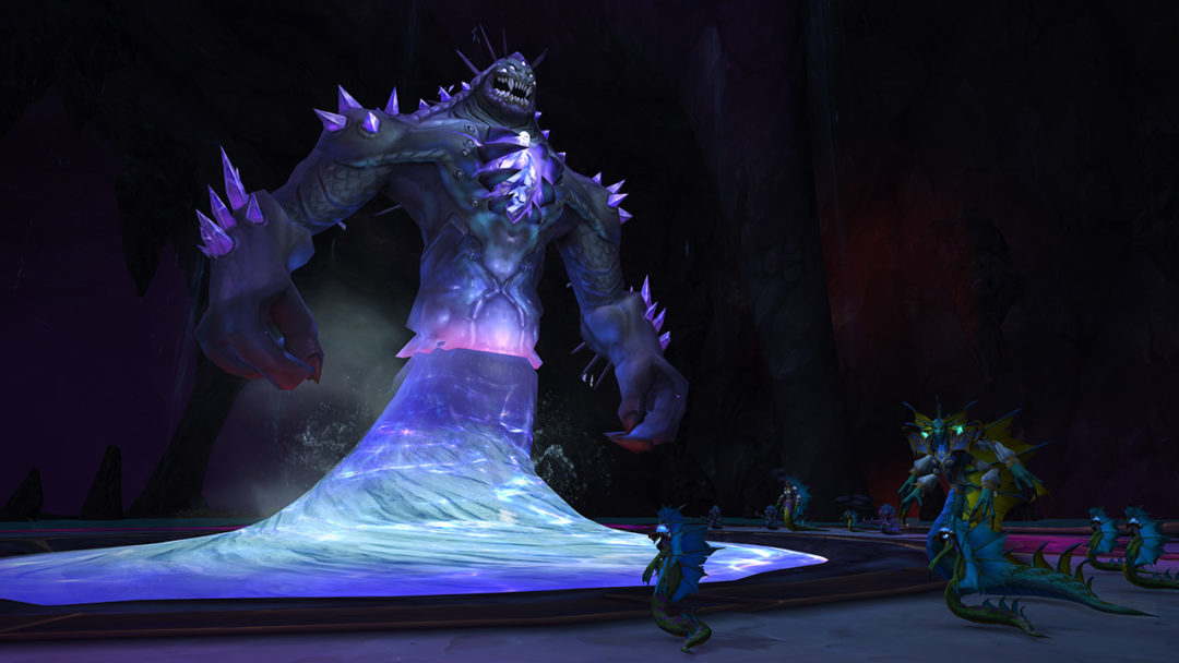 World of Warcraft Azshara's Eternal Palace Raid Guide