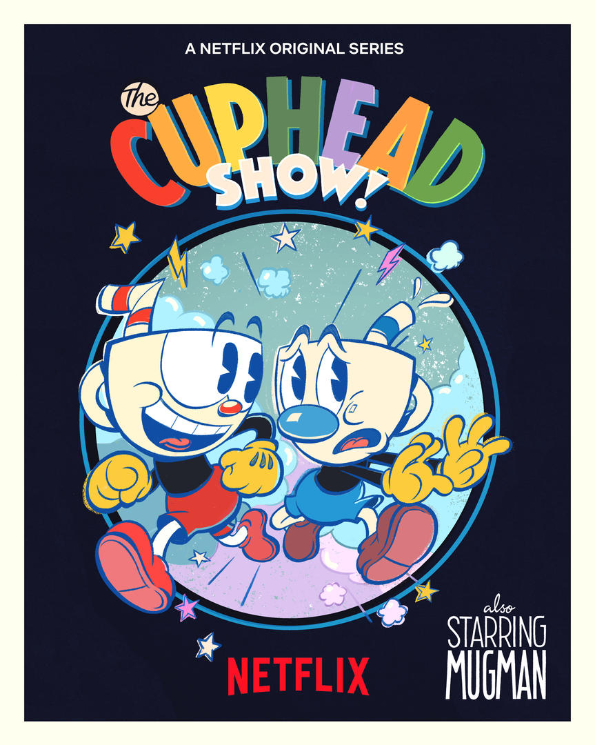 The Cuphead Show! Coming to Netflix, Will Not Be a Retelling