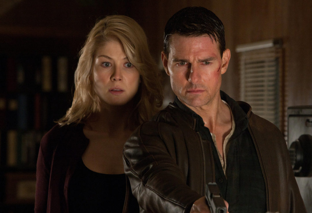 Jack Reacher Amazon TV series