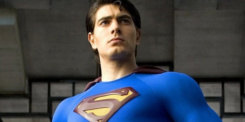 Brandon Routh Superman for Crisis on Infinite Earths