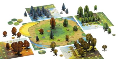 Photosynthesis board game Blue Orange Games
