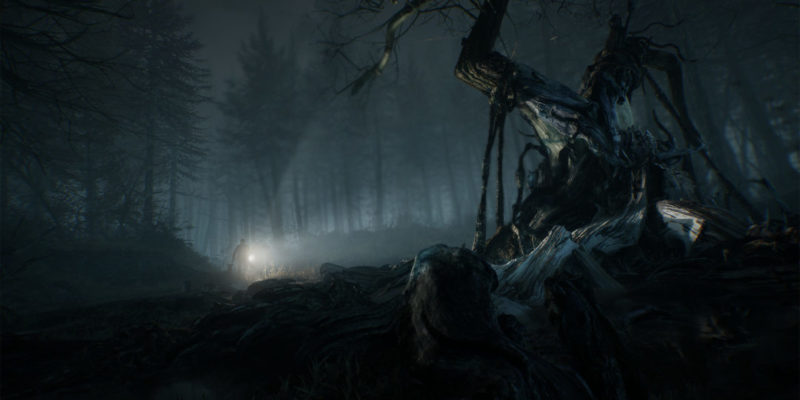 Blair Witch gameplay trailer