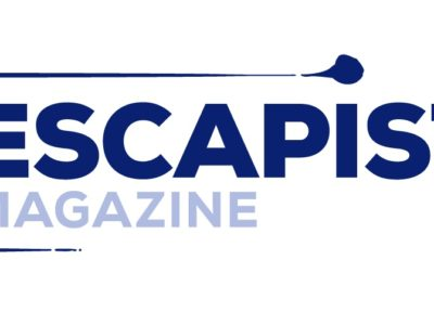 Letter from the New Editor-in-Chief of the Escapist