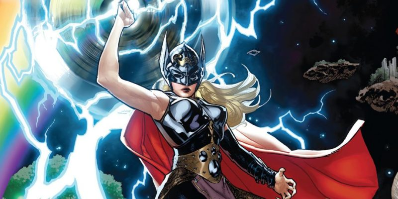 Thor: Love & Thunder is Marvel All-New, All-Different Comics