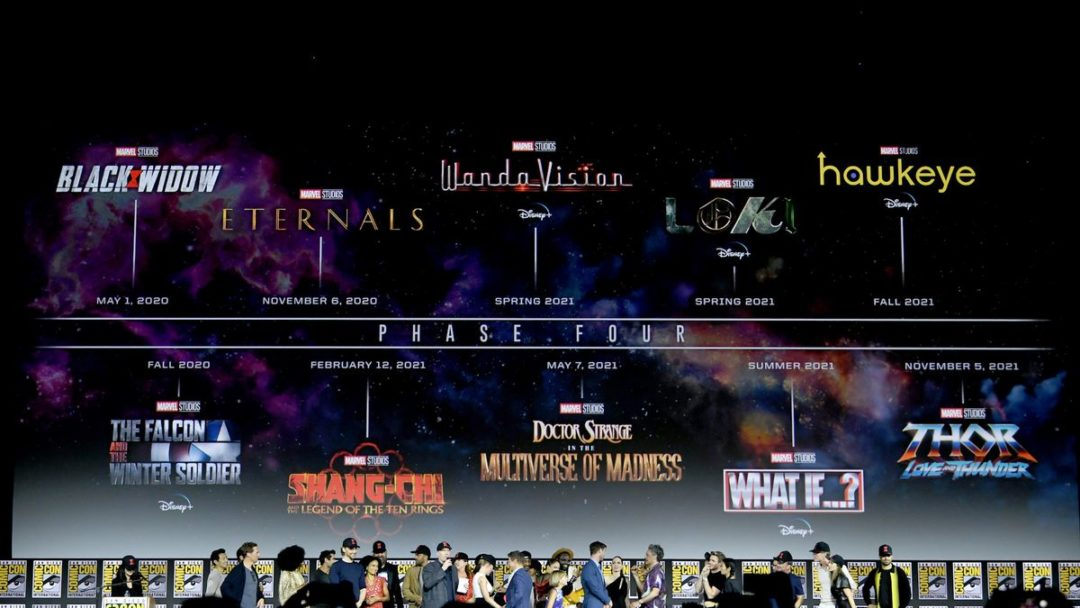 Marvel Cinematic Universe Phase 4