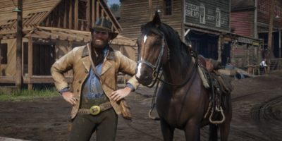 Red Dead Redemption 2, roger clark, arthur morgan