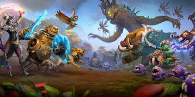 Max Schaefer Has 5 Years of Plans for Torchlight Frontiers