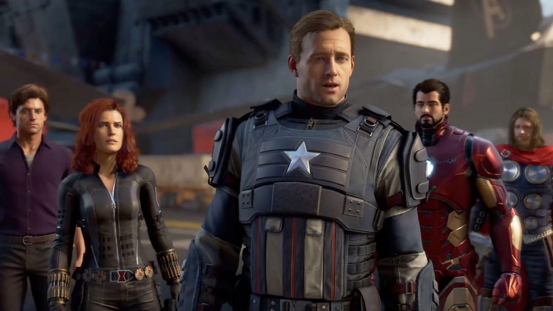 Marvel's Avengers Gameplay Leaks