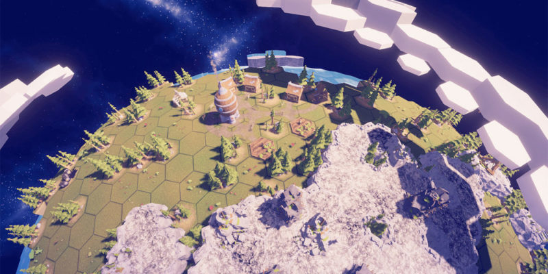Before We Leave: Indie Town-Builder with Wooden Rocket Ships, Space Whales